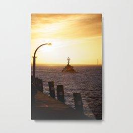 Towboat Metal Print