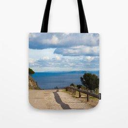 Beautiful walk 6325 Tote Bag