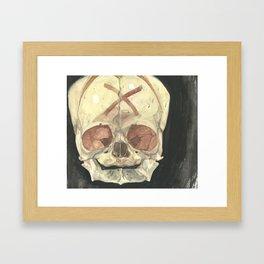 UNECESSARY WANTS Framed Art Print