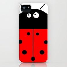 Ladybug iPhone (5, 5s) Slim Case