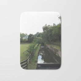 Scotland Fence Bath Mat