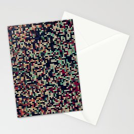 Pixelmania III Stationery Cards
