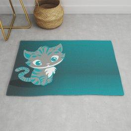 Cheshire Cat Rug