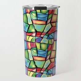 Stained-glass Travel Mug