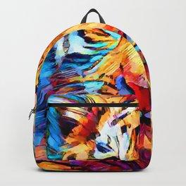 Siberian Tiger Backpack