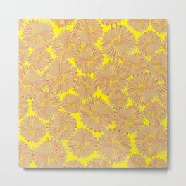 69 - sunflowers Metal Print