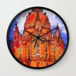 Church of Our Lady Wall Clock