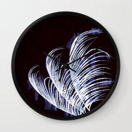 Tropical silhouette Wall Clock
