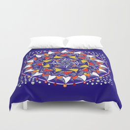 Mandala 12 Duvet Cover