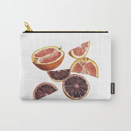 Cara Cara + Blood Oranges Carry-All Pouch