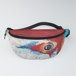 Rise and Shine, Rooster #2 Fanny Pack