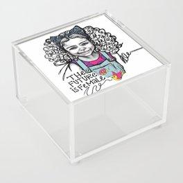 #STUKGIRL JORDYN Acrylic Box