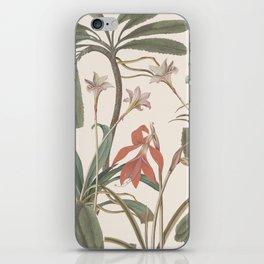 Botanical Stravaganza (variant). iPhone Skin