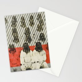 Will you still be here when this is necessary? Stationery Cards