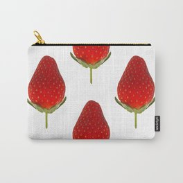 It's Strawberry Time Carry-All Pouch
