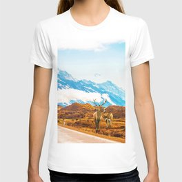 Wildlife #digitalart #travel T-shirt