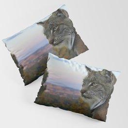 Bobcat Pillow Sham