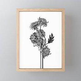 chrys.anthem Framed Mini Art Print