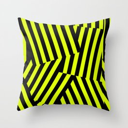 Razzle Dazzle Throw Pillow