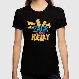 Zack Loves Kelly T-shirt