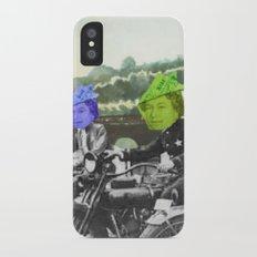 motorqueen iPhone X Slim Case