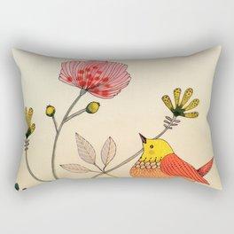 la belle vie Rectangular Pillow