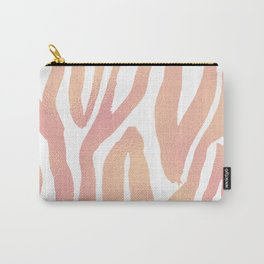wild thing (pink and gold foil) Carry-All Pouch