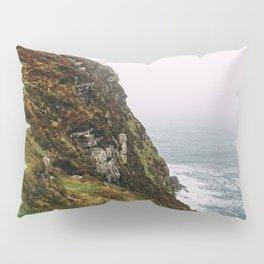 Irish Cliffs Pillow Sham