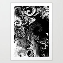 Long Dream Art Print