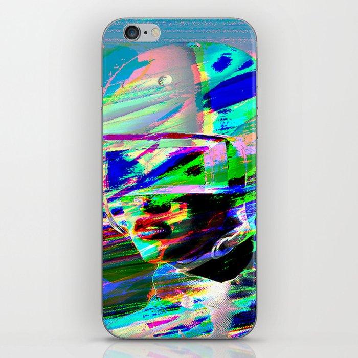 raw Linda iPhone Skin