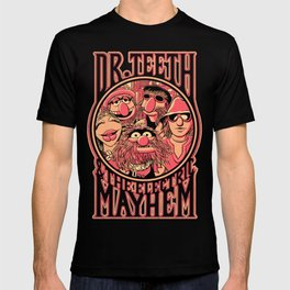 Electric Mayhem T-shirt