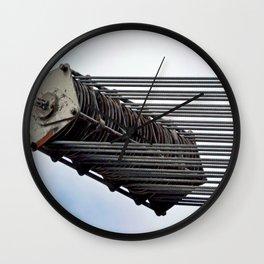 Mechanical Ship Pulley Wall Clock