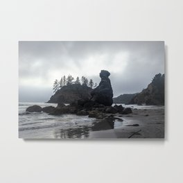Surreal Land Metal Print