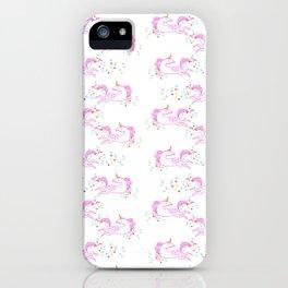 Unicorn Star iPhone Case