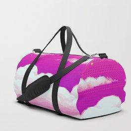 SENPAI [no text] Duffle Bag