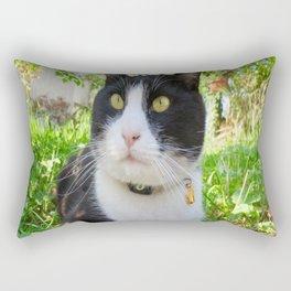 Orazio in the nature Rectangular Pillow