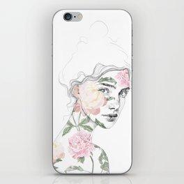 Botanical #1 iPhone Skin