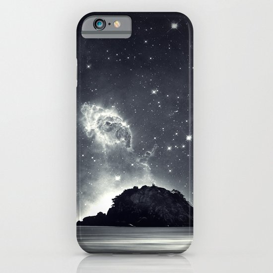 Island in the sea of eternity iPhone & iPod Case