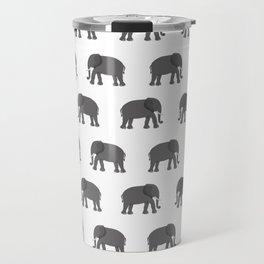 Water for elephant Travel Mug