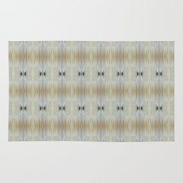 WhitishCurtain Rug