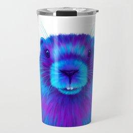 Josh the Marmot Travel Mug