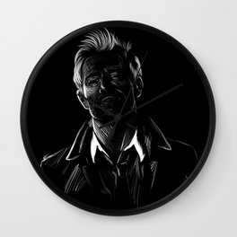 Jackass of All Trades, Master of None Wall Clock