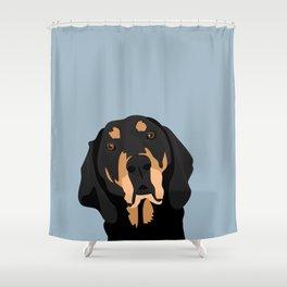 Tater Shower Curtain