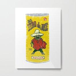 El Tiro de Jose Metal Print