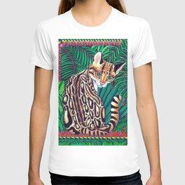 ocelot 1 T-shirt