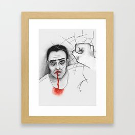 Bernat Framed Art Print
