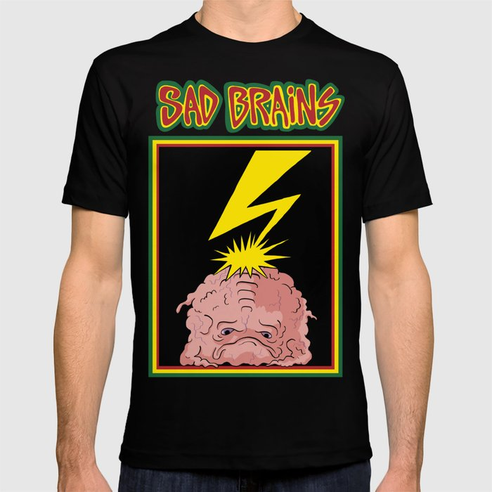 Sad Brains T-shirt