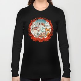 Golly Jolly Holly Long Sleeve T-shirt