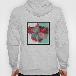 Cold Wind in the Garden Track Art Hoody