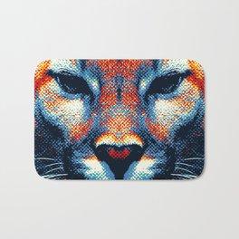 Puma -  Colorful Animals Bath Mat
